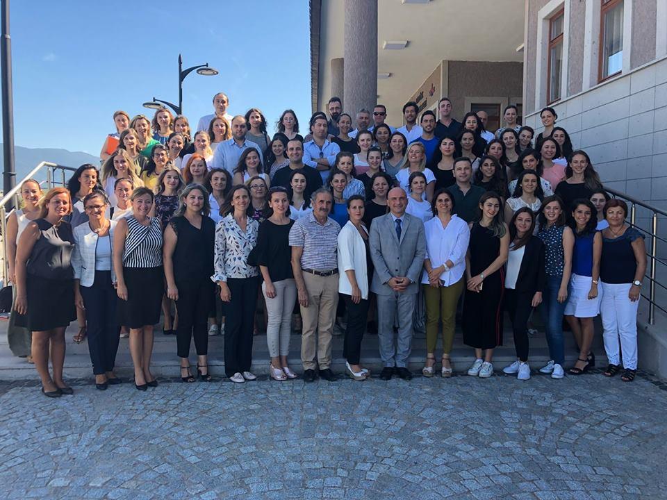 2018 - 2019 Eğitim Öğretim Dönemi Seminerlerimiz Başladı
