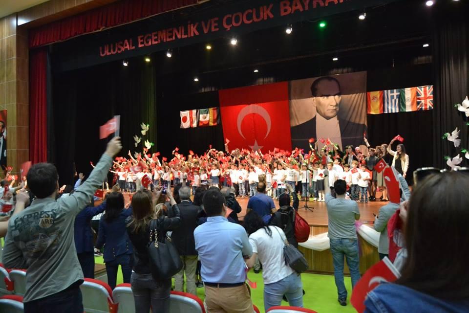 23 Nisan Ulusal Egemenlik ve Çocuk Bayramı Şenliği