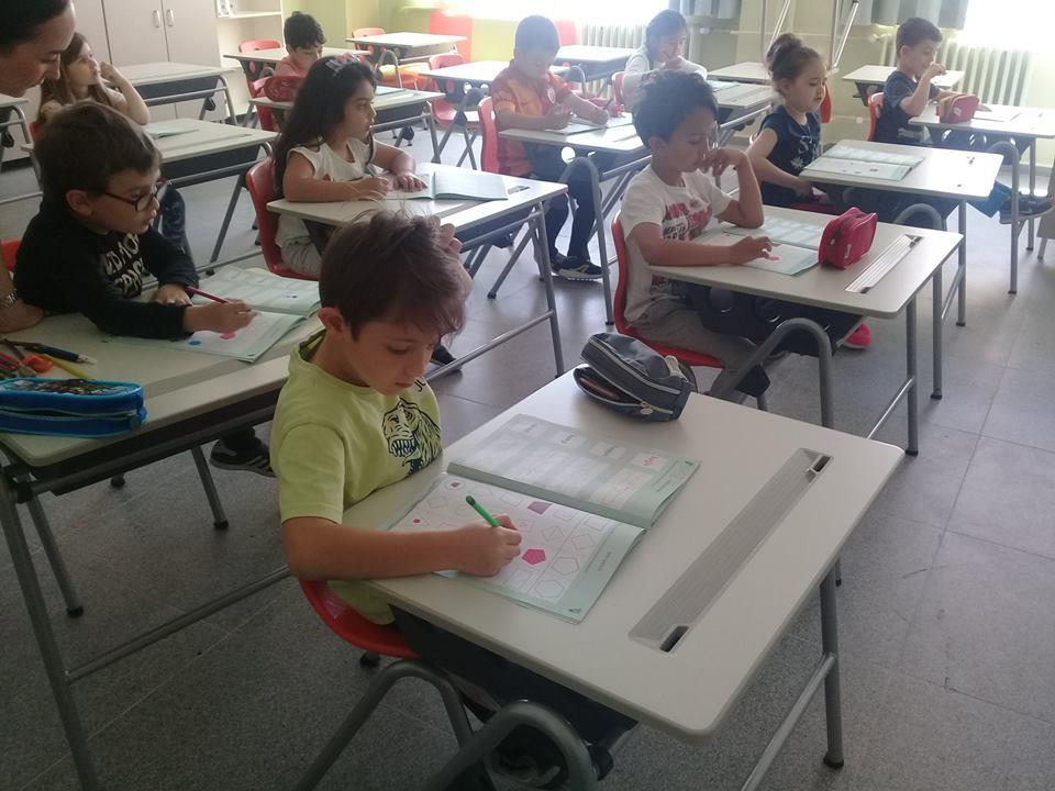1. Sınıf Uyum Programı